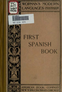 First Spanish book + Second Spanish Book